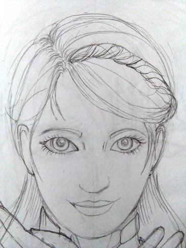 Selunia portrait